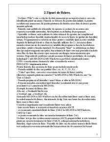 Realizarea unei Baze de Date cu Ajutorul Limbajului C - Pagina 5