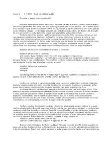 Drept International Public - Pagina 1