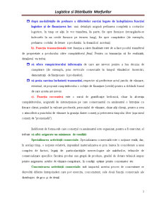 Logistica si Distributia Marfurilor - Pagina 2