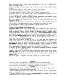 Conținutul social-economic al Finanțelor - Pagina 3