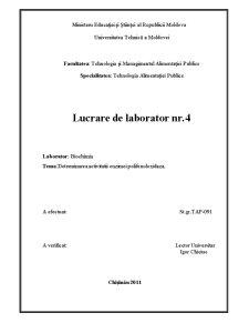Analiza Calitativa a Glucidelor si Proteinelor - Pagina 1