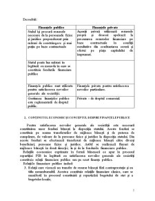 Finanțe Publice - Pagina 2