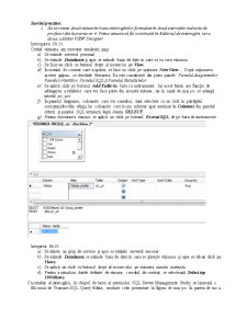 Laborator 7 Baze de Date - Pagina 2