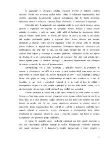 Climatul de Muncă și Conflictele - Pagina 2