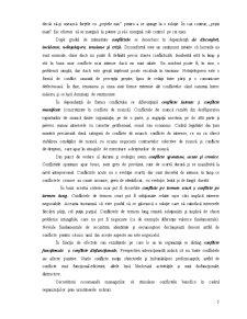 Climatul de Muncă și Conflictele - Pagina 5