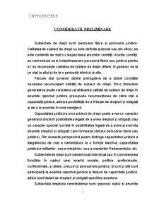 Subiecte ale Raportului de Drept Constitutional - Pagina 1