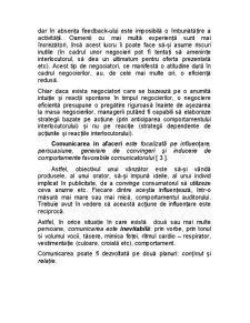 Tehnici de Comunicare și Negociere în Afaceri - Pagina 4