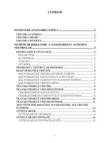 Notiuni de Anatomie Clinica - Pagina 1