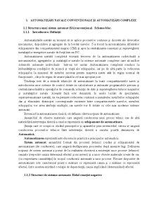 Automatizări Navale - Pagina 1