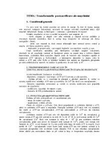 Carnea si Modificarile ei Dupa Sacrificare - Pagina 4