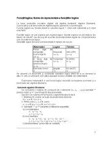 Circuite Logice Integrate în Automatizări - Pagina 2
