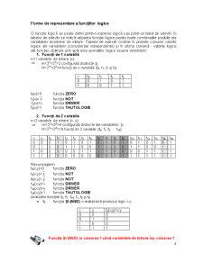 Circuite Logice Integrate în Automatizări - Pagina 4