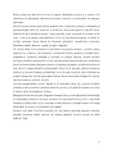 Riscurile Bancare și Modalități de Gestionare - Pagina 3