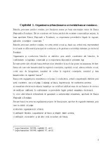 Riscurile Bancare și Modalități de Gestionare - Pagina 4