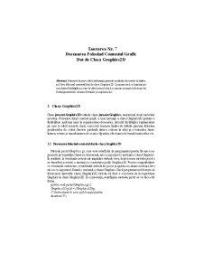 Clasa Graphics 2D - Pagina 1