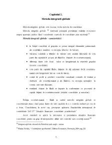 Metoda Integrarii Globale - Pagina 5