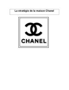La Strategie de la Maison Chanel - Pagina 1