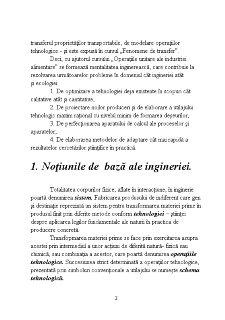 Operații Unitare în Industria Alimentară - Pagina 2