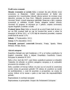 Italia din Punct de Vedere Economic - Pagina 2