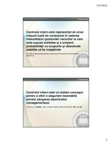 Control și Audit Financiar - Pagina 3