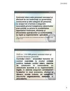 Control și Audit Financiar - Pagina 5