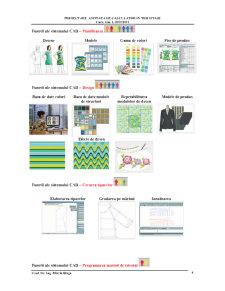Proiectare Asistata de Calculator in Tricotaje - Pagina 4