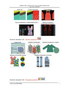 Proiectare Asistata de Calculator in Tricotaje - Pagina 5