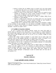Norma Conflictuala in Raporturile de Familie - Pagina 4