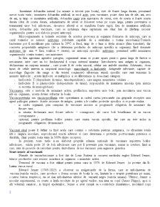 Curs Vaccinuri și Seruri - Pagina 2