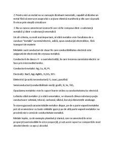 Chimie si Materiale de Instalatii - Pagina 2