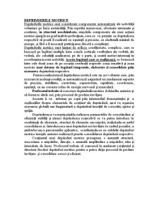 Activități Motrice - Pagina 1