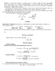 Cicloalcani, Alchine și Diene - Pagina 4
