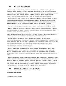 Poluarea Mediului - Pagina 1