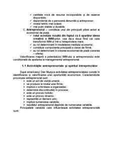 Introducere în Antreprenoriat - Pagina 3