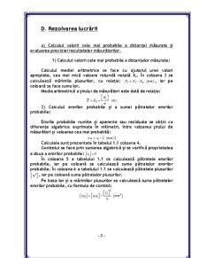 Măsurători Directe de Aceeași Precizie - Pagina 4