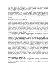 Comunicarea Instituțională - Despre Promovarea Imaginii Instituției Publice - Pagina 3