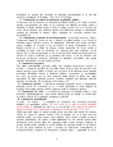 Comunicarea Instituțională - Despre Promovarea Imaginii Instituției Publice - Pagina 5