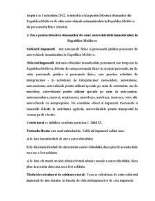 Taxele Rutiere - Pagina 2