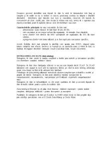 Depozite de Date - Oracle Warehouse - Pagina 2