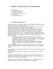 Depozite de Date - Oracle Warehouse - Pagina 3