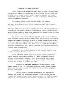 Taxa pe Valoare Adaugata - Pagina 1