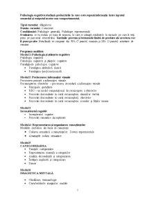 Psihologie Cognitivă - Pagina 2