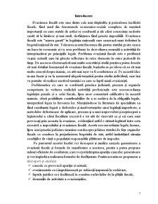 Combaterea Evaziunii Fiscale - Pagina 3