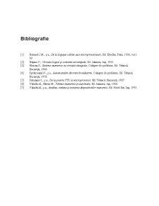 Automate și Microprogramare - Pagina 1