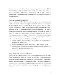 Unele Consideratii privind Criteriile de Convergenta ale Aderarii Romaniei la Zona Euro - Pagina 4