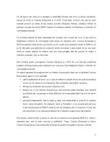 Unele Consideratii privind Criteriile de Convergenta ale Aderarii Romaniei la Zona Euro - Pagina 5