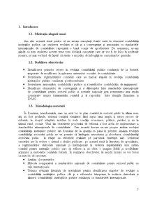 Istoria Contablitatii Institutiilor Publice - Pagina 3