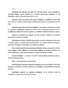 Bazele Sistemelor de Achizitie a Datelor - Pagina 1