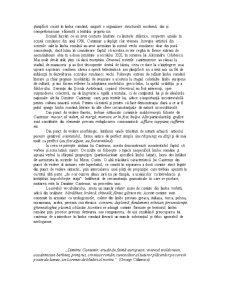 Contribuția Cronicarilor Moldoveni și a lui Dimitrie Cantemir la Dezvoltarea Limbii Române Literare - Pagina 4