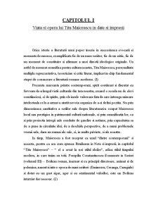 Titu Maiorescu - Îndrumător al Literaturii Române - Pagina 4